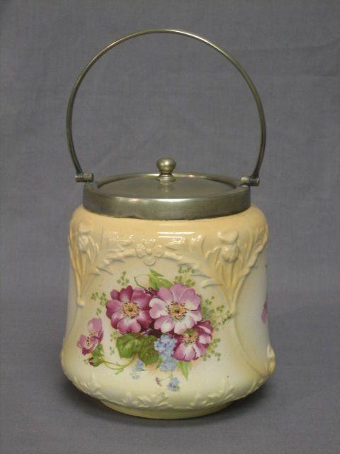 Cookie Jar / Biscuit Barrel