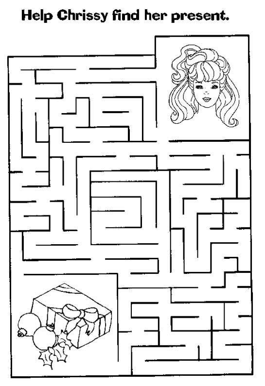 Free Printable Mazes for Kids at AllKidsNetwork.com | W kids ...