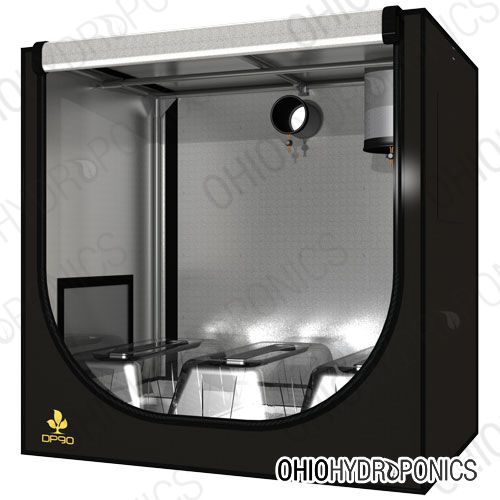 Secret Jardin DarkRoom Propagator 15 DP90, 3x2x3 Grow Tent - New
