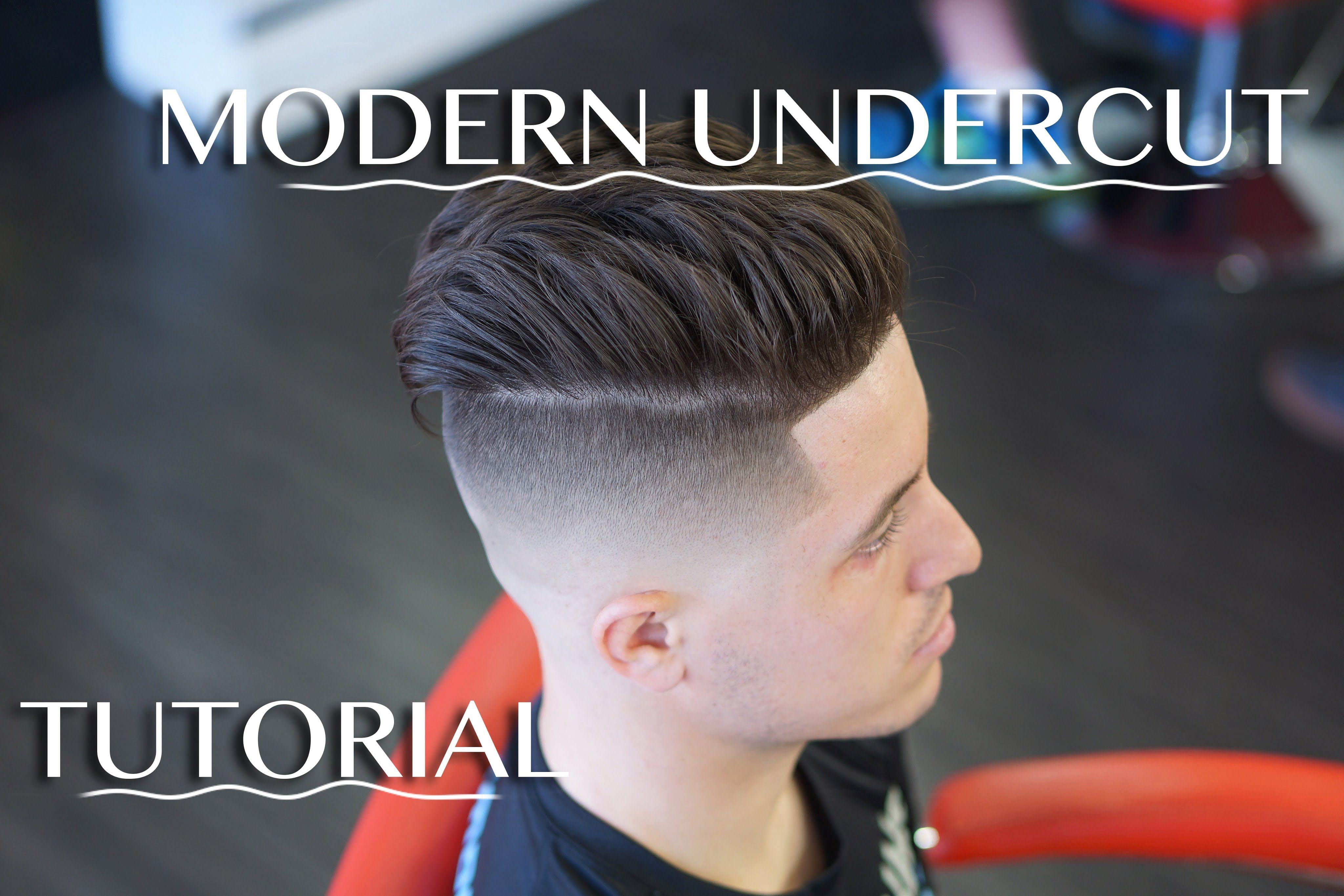 High Fade Undercut Step By Step Tutorial How To Undercut Mens Hairstyles Undercut Mens Hairstyles