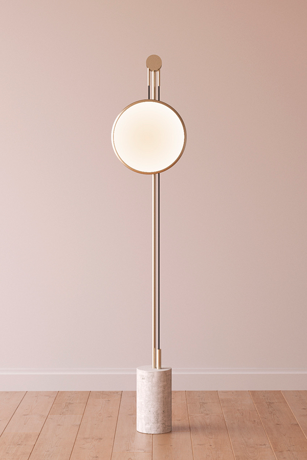 Pink Modern Floor Lamps Lamp Floor Lamp Lighting