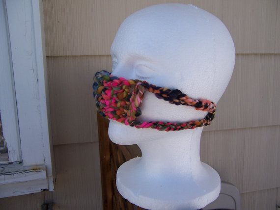 Knitted Nose Warmer Google Search Knitted Nose Warmer