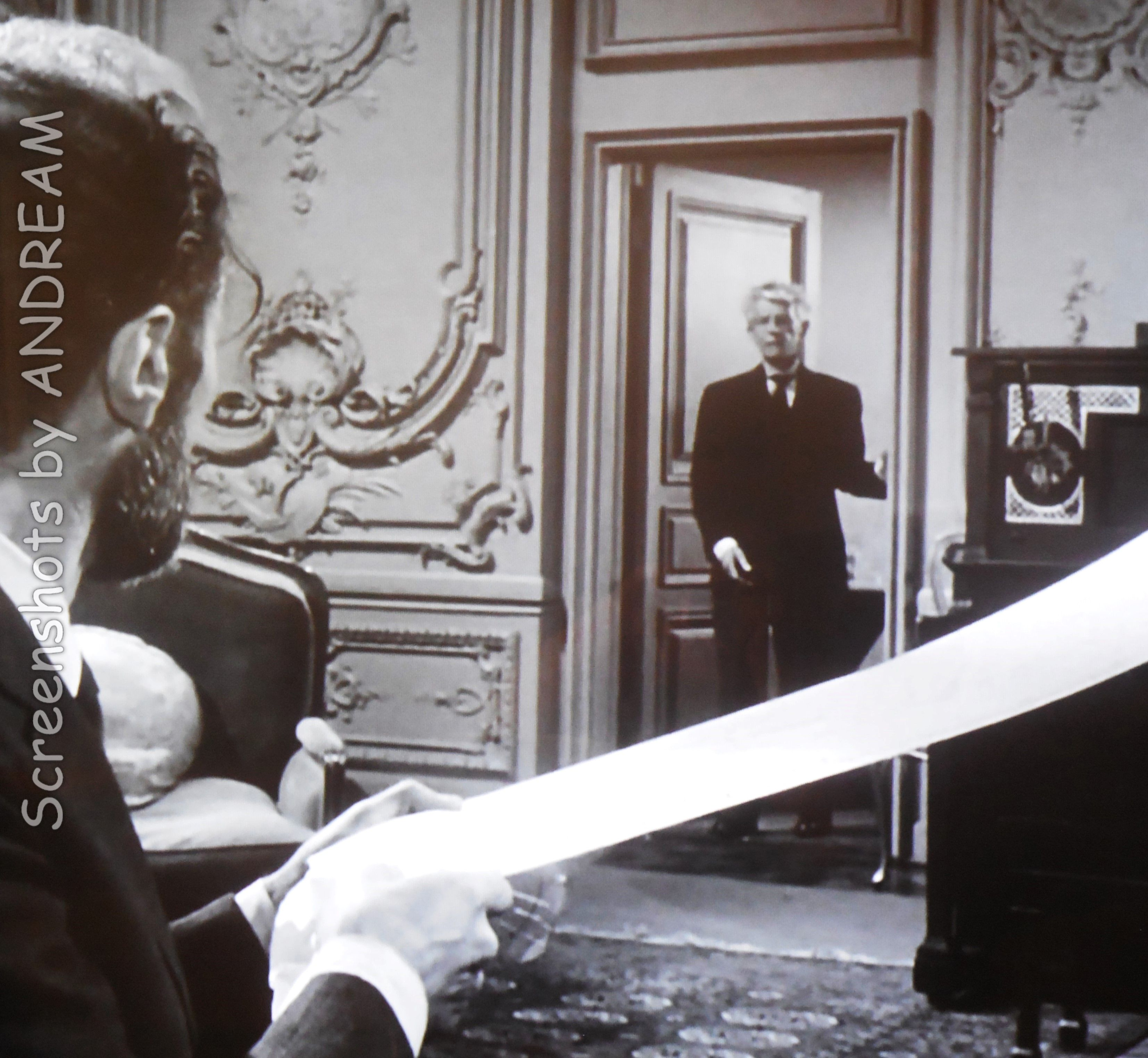 A Piano In The House 1962 The Twilight Zone Twilight Zone Twilight The Originals