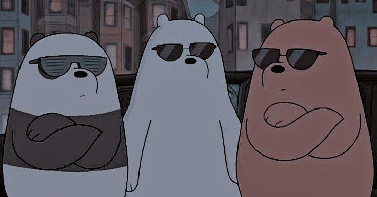 Cartoon Cartoons Aesthetic Webarebears We Bare Bears Bear Cute Filter Icon Polarr Cloud In 2020 We Bare Bears Wallpapers Bear Wallpaper Bare Bears