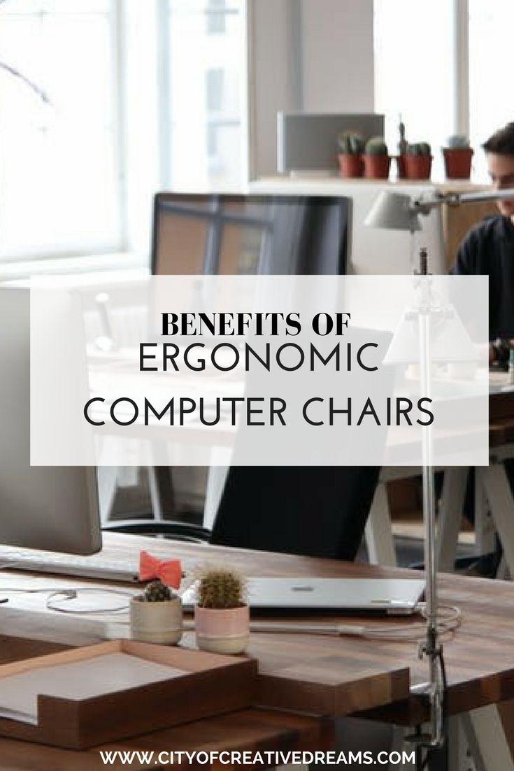 benefits of ergonomic computer chairs ergonomic computer chair