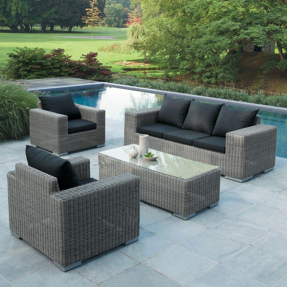 Mobilier de jardin | 50 Shades of Gray | Outdoor, Outdoor furniture ...