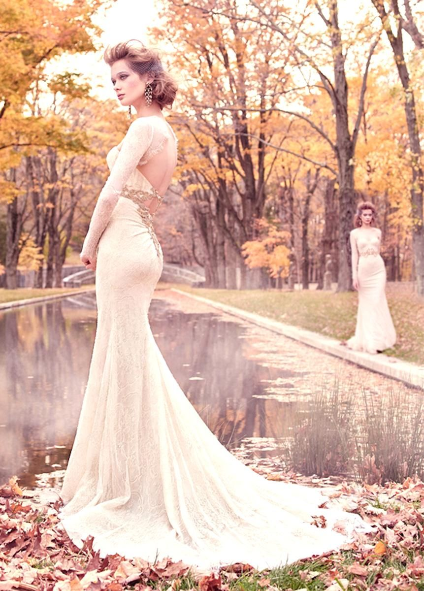 2015 Spring Summer Wedding Dresses By Lazaro Bridal | Say Yes to the ...