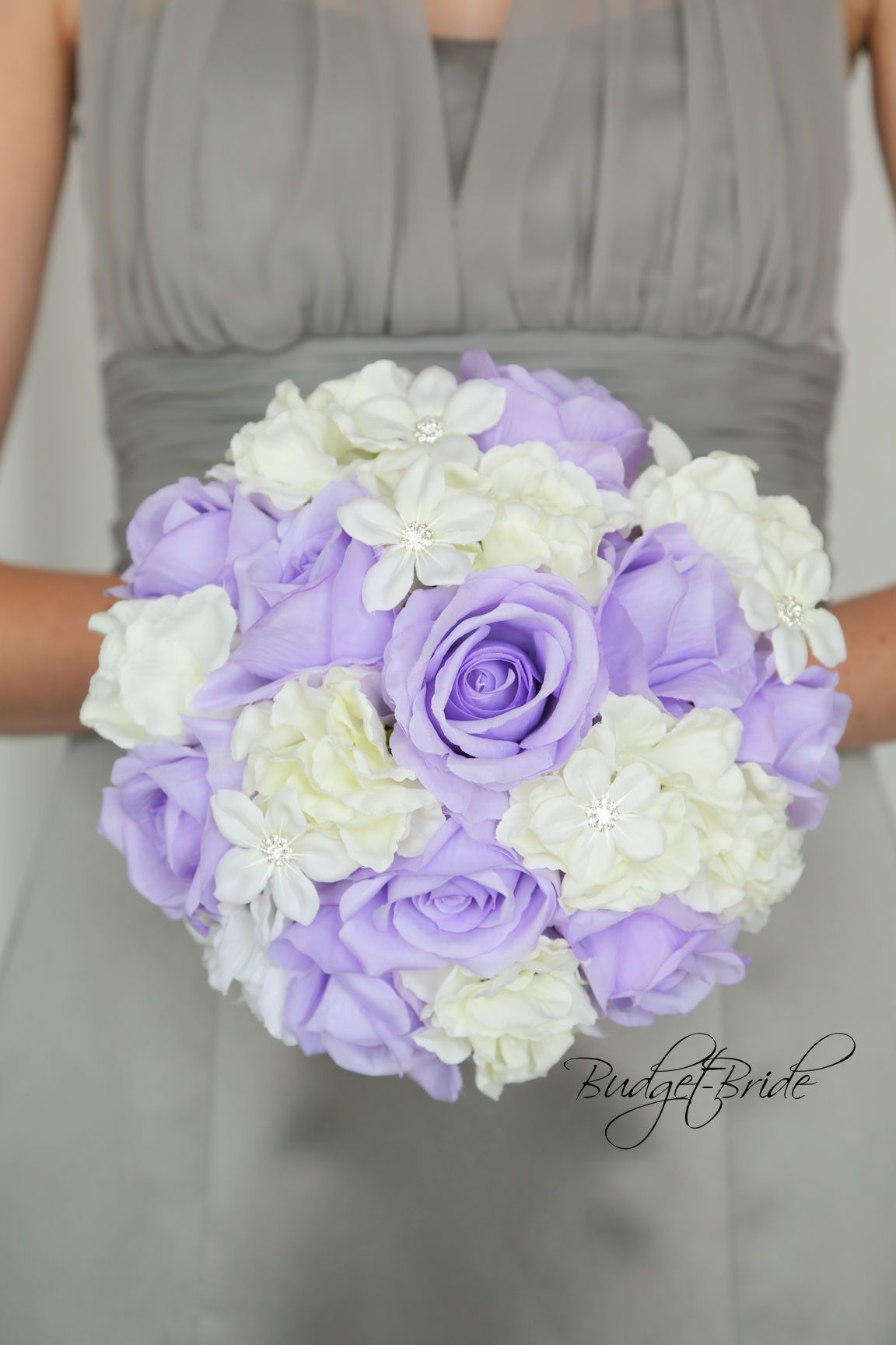 Lavender And White Wedding Flowers Perfect For Davids Bridal Mercury