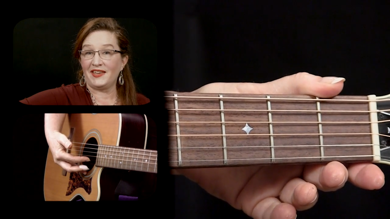 Learning guitar is a lot easier when you have a step-by-step system to follow. Guitar Tricks lessons are interconnected and organized to get slightly harder as you progress.   #Guitar #GuitarLessons #GuitarSongs #AcousticGuitar