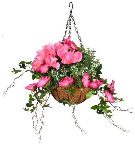 Find great deals on eBay for Artificial Hanging Basket in ...