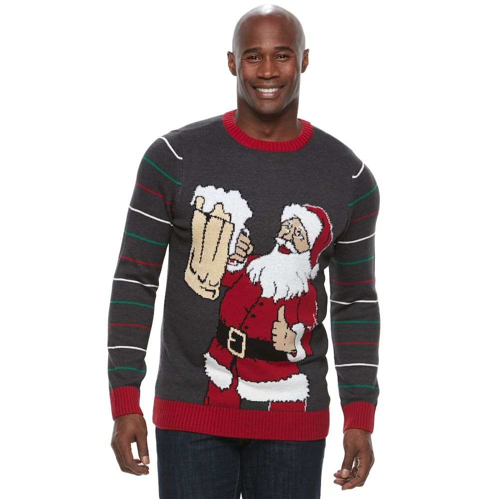Big And Tall Ugly Christmas Sweater.Pin On Products