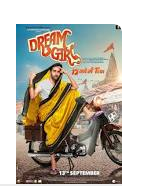 Download Dream Girl Movie 2019 Dual Audio Hindi English 720p 480p 1080p This Is A Dual Audio Movie And Available Girl Movies Movies 2019 Download Movies