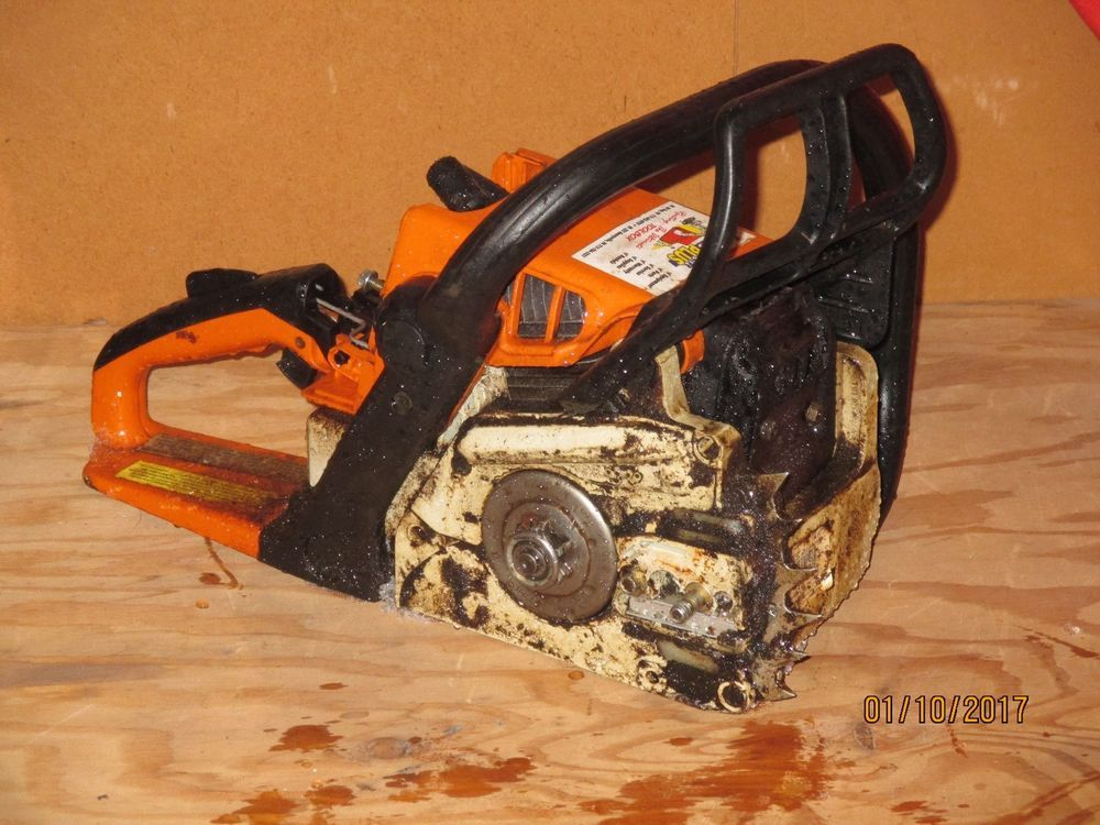 STIHL CHAINSAW, MS210, 311Y PARTS ONLY | stihl used power