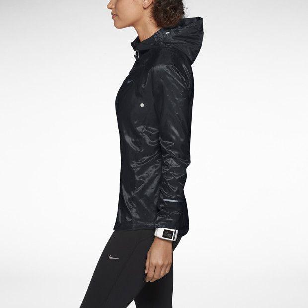 Nike Vapor Cyclone Packable Women's Running Jacket ...