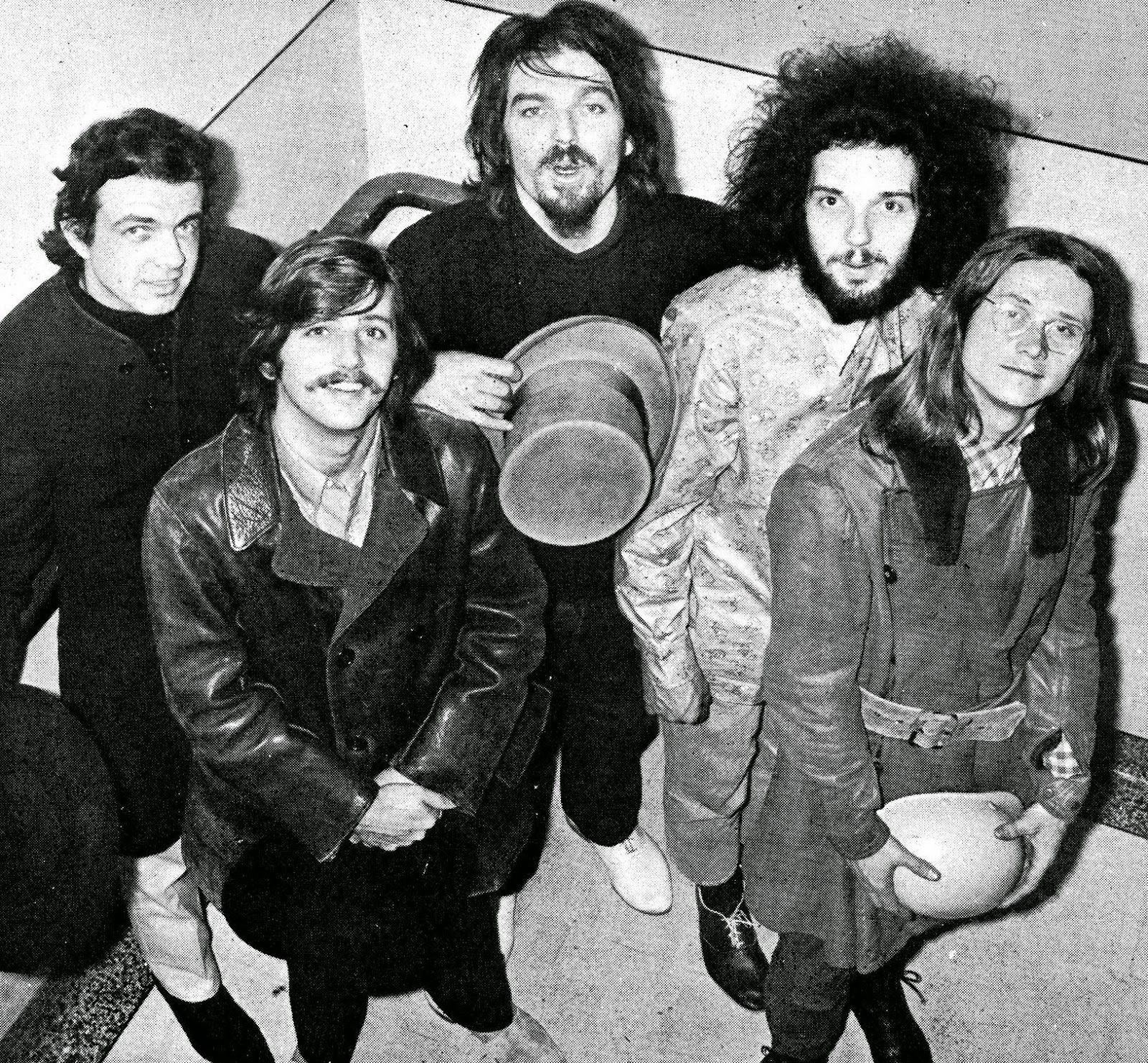 Captain Beefheart's Magic Band