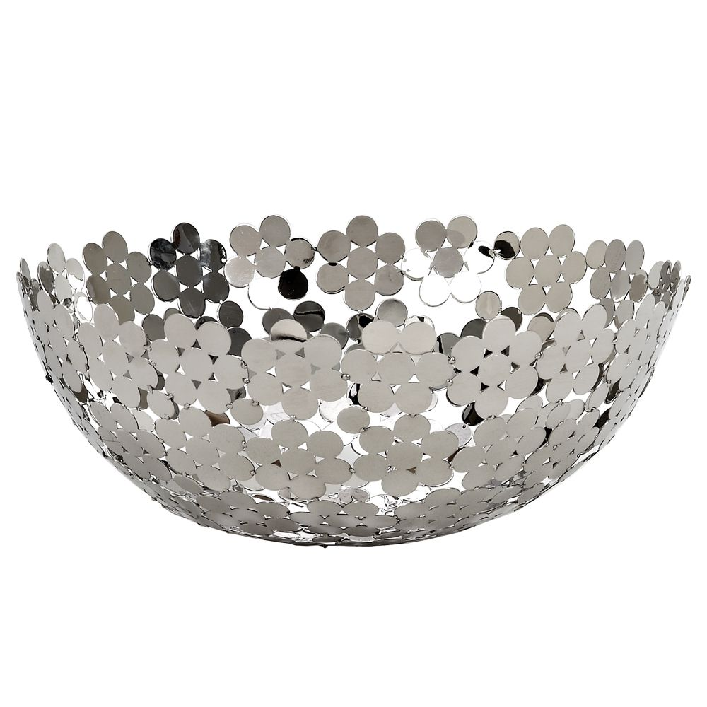 Stainless Steel Decorative Bowl