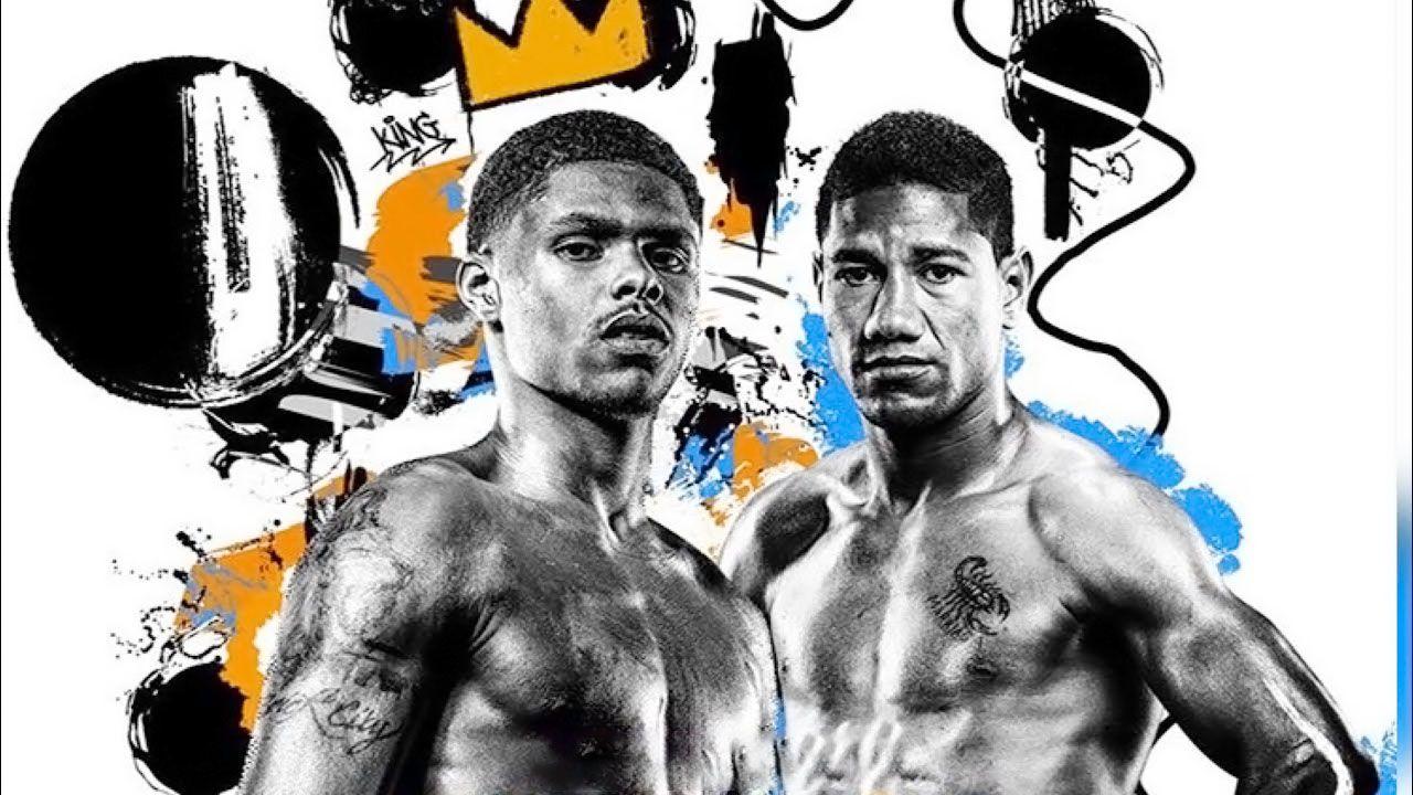 Shakur Stevenson vs Miguel Marriaga Full Fight Live Stream