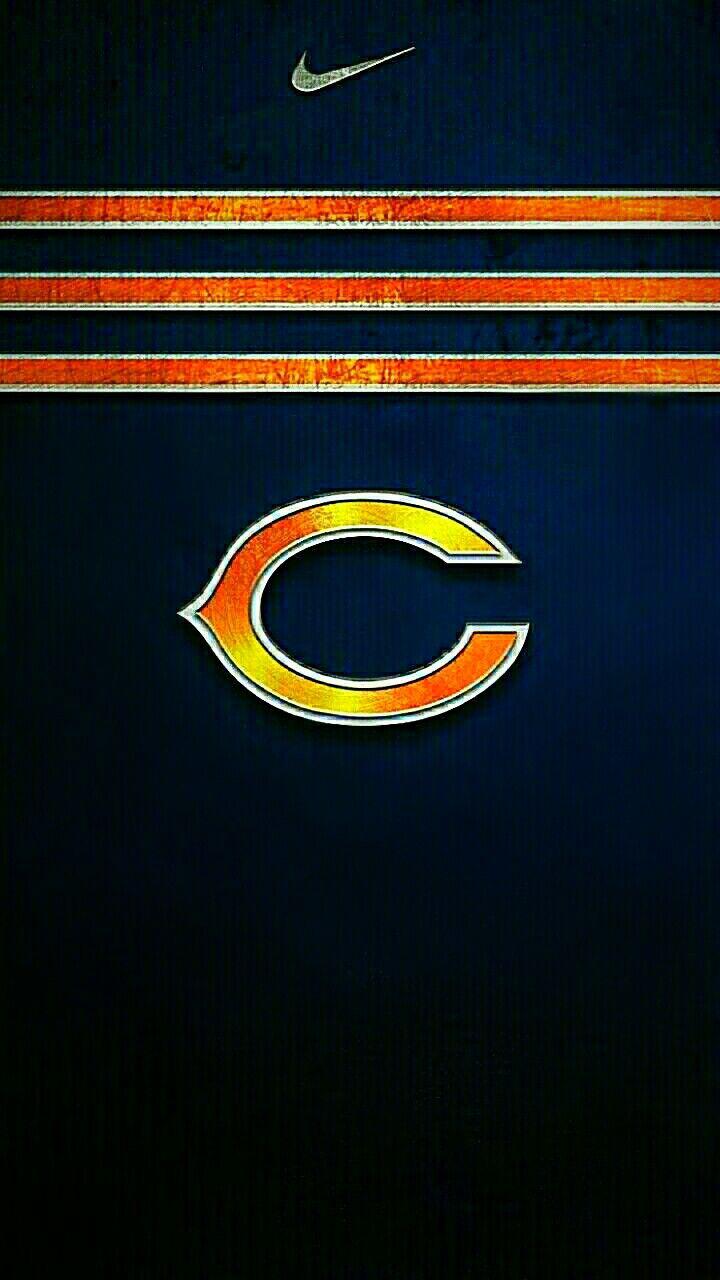 Love this Chicago bears wallpaper, Chicago bears
