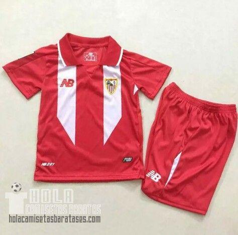 Camiseta Sevilla FC niños