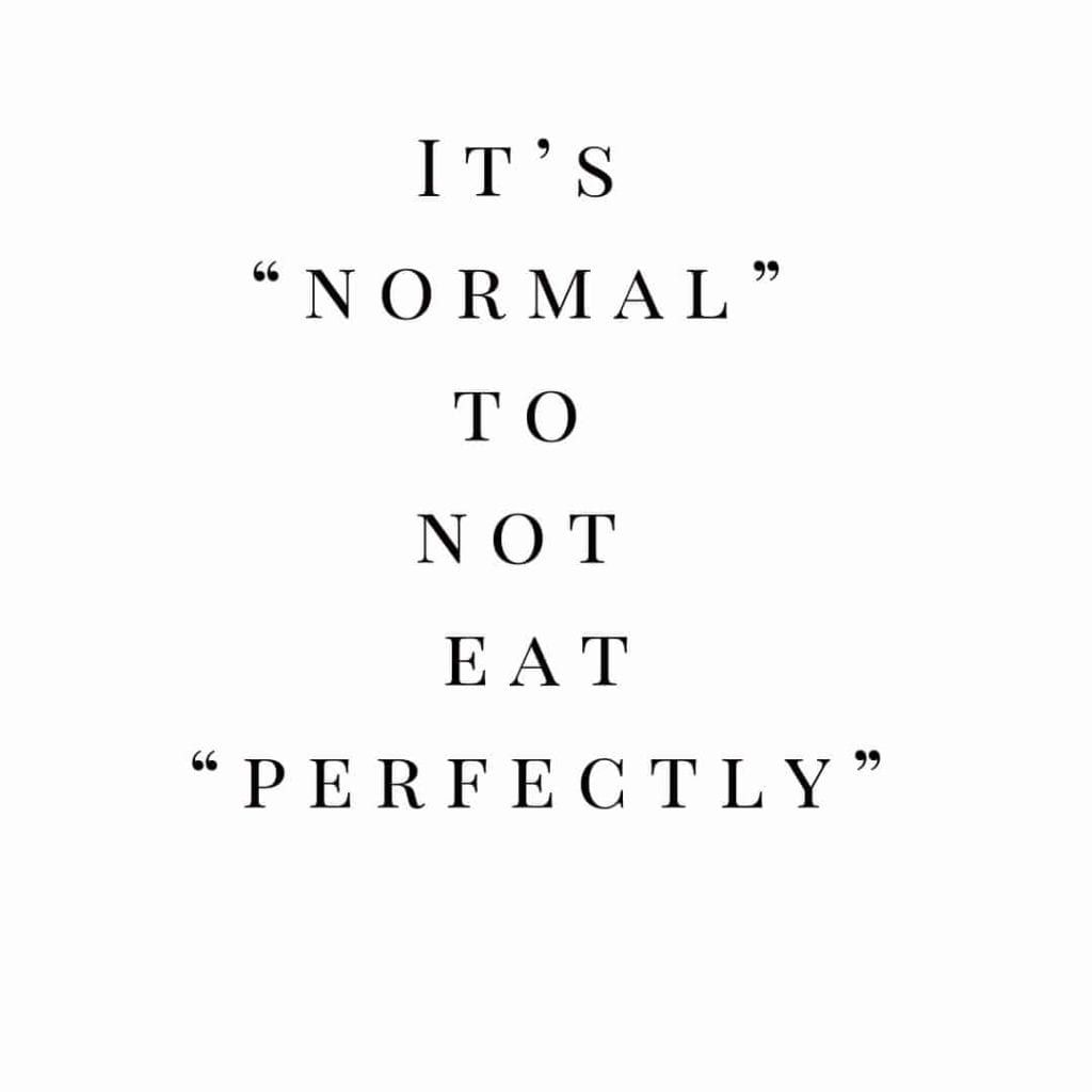 Intuitive Eating Resources and Quotes For Your Non-Diet Bubble