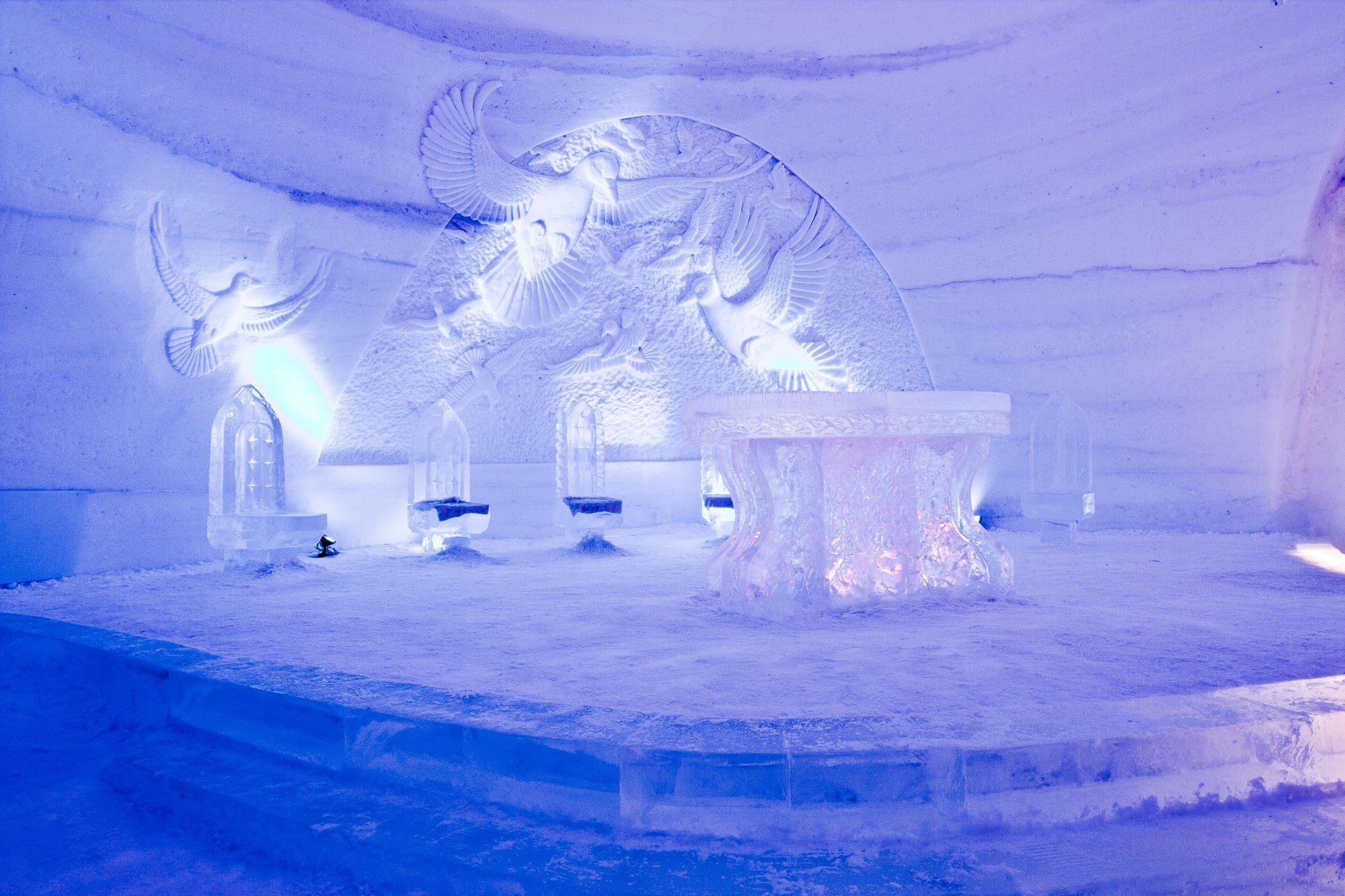 Ice Hotel Montreal