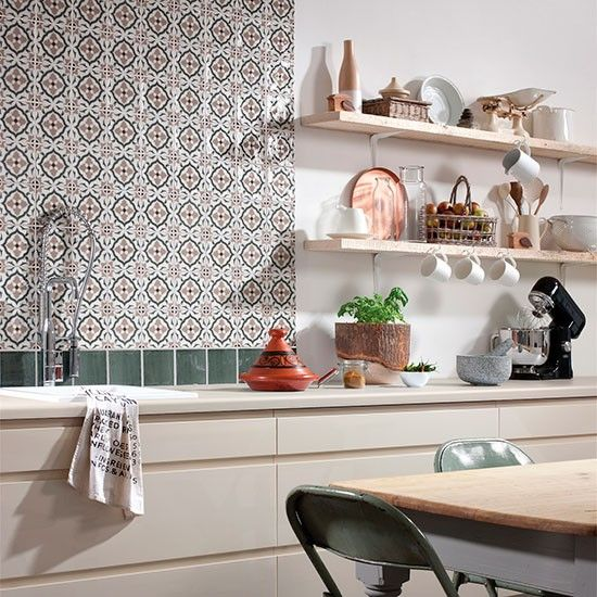 Lavish brighton penthouse on the market for 700 000 but Splashback tiles kitchen ideas