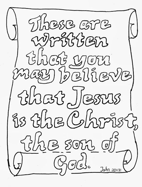 Pin by LaSandra Grimsley on Sunday School Coloring Sheets
