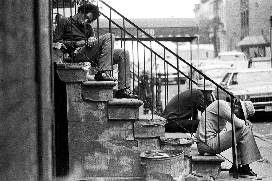 New York Anni 70.New York Anni 70 La Citta Grigia Photo Citta Vetrine Y Gap