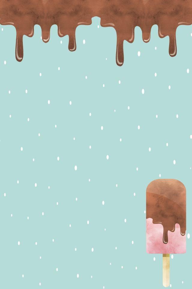 초콜릿 배경 Chocolate Tumblr Pastel Background Cake Background