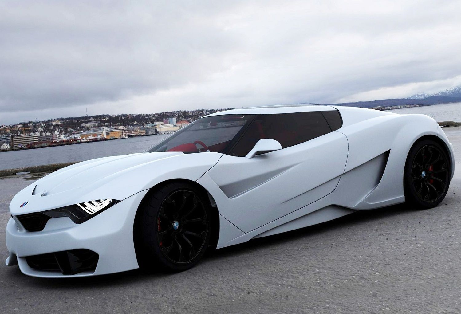 2020 BMW M9 Spy Shoot