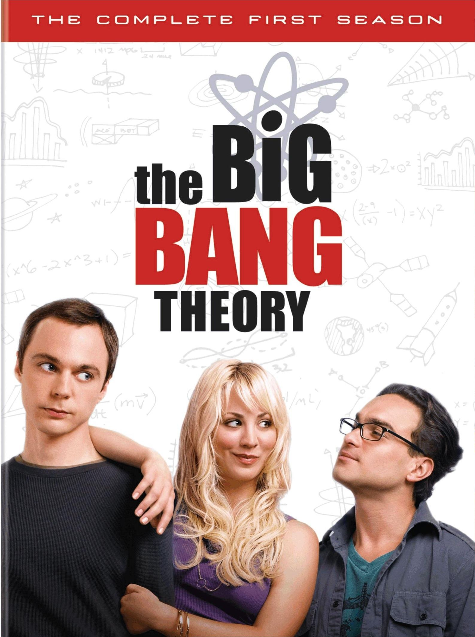 The Big Bang Theory Season 1   Series que me gustan   Pinterest ...