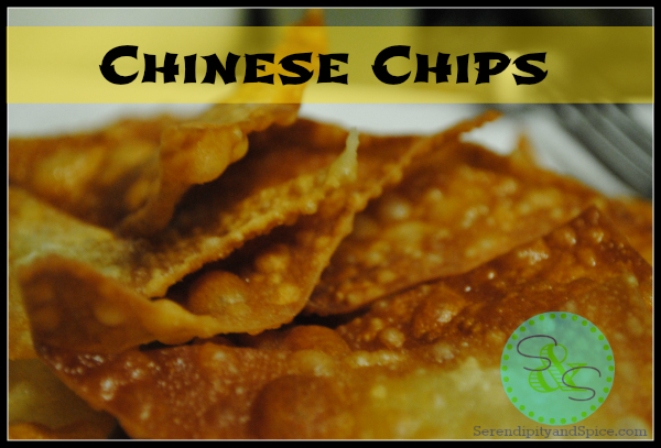 Chinese Chips Recipe Aka Crispy Fried Wontons Recipe Chips Recipe Cooking Chinese Food Recipes