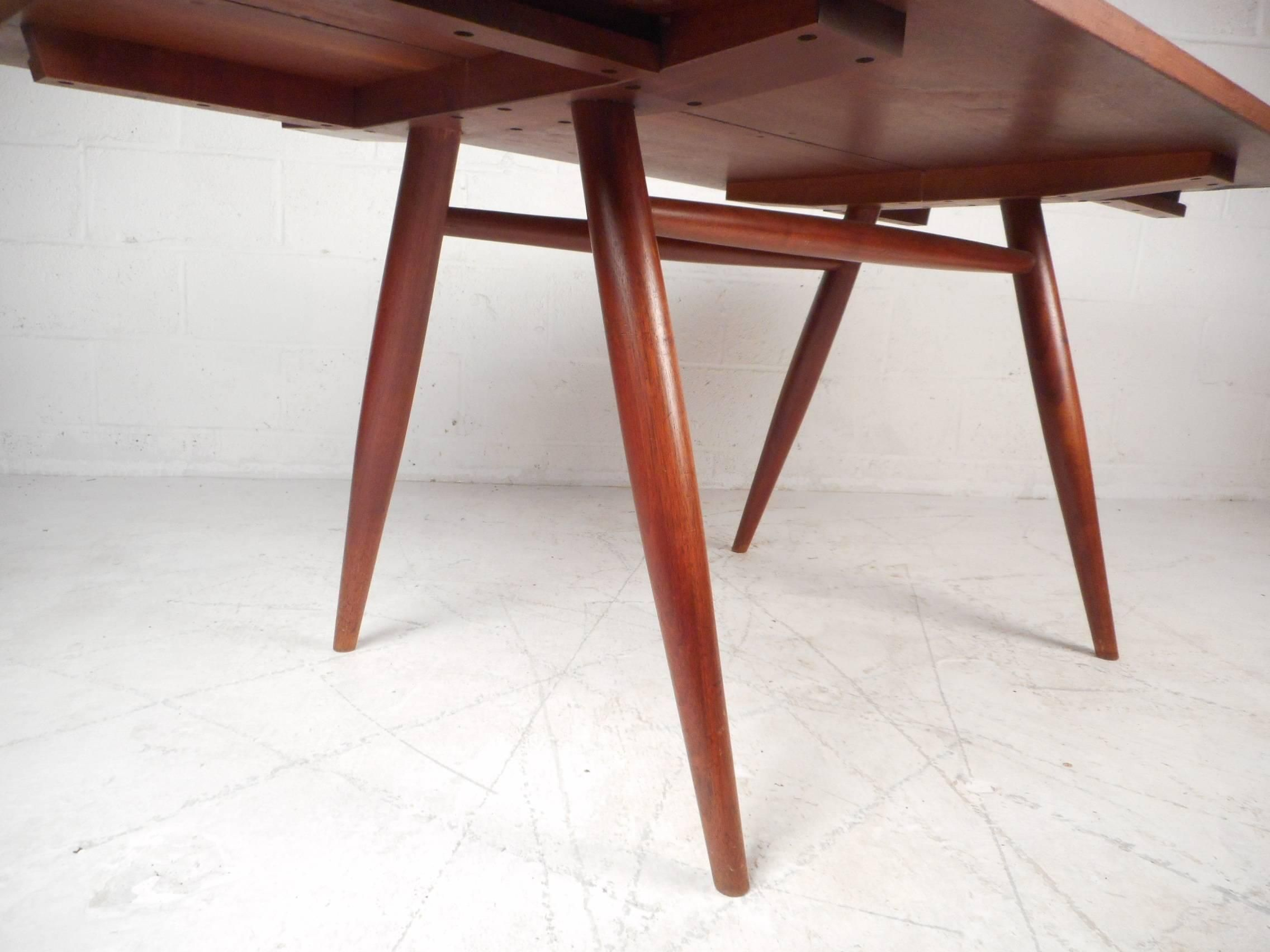 George Nakashima Directors Dining Table With Extensions