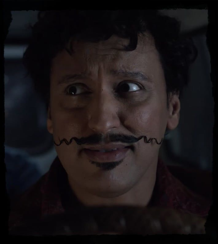 Series Of Unfortunate Events Uncle Monty