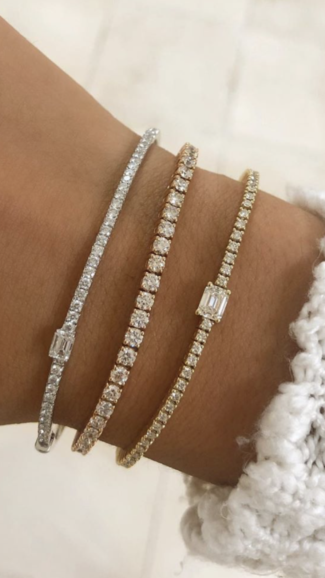 Black Diamond Bracelet Silver Beaded Bracelet GenuineDiamond Bracelet  Black Diamond Minimal Bracelet Beaded Bracelet-Dainty Bracelet
