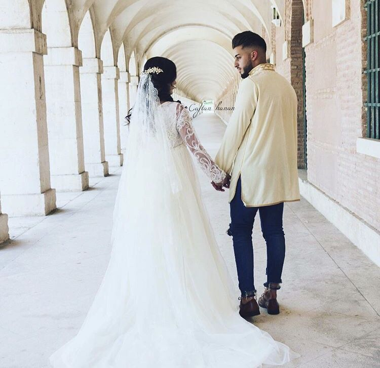 caftanhananee #bodamarroqui #boda #takchita #moda #hijabfashion