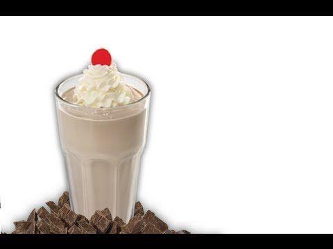 Bodybuilding Chocolate Protein Milkshake #healthychocolateshakes Bodybuilding Chocolate Protein Milkshake #healthychocolateshakes