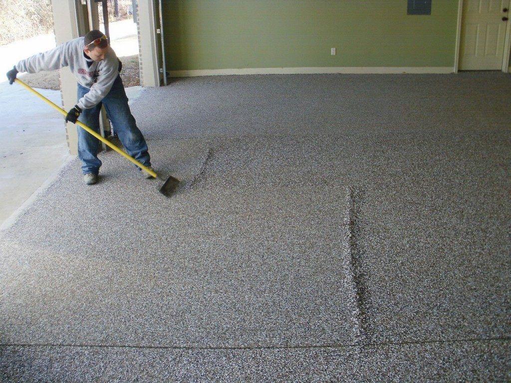 50+ Garage floor ideas epoxy trends