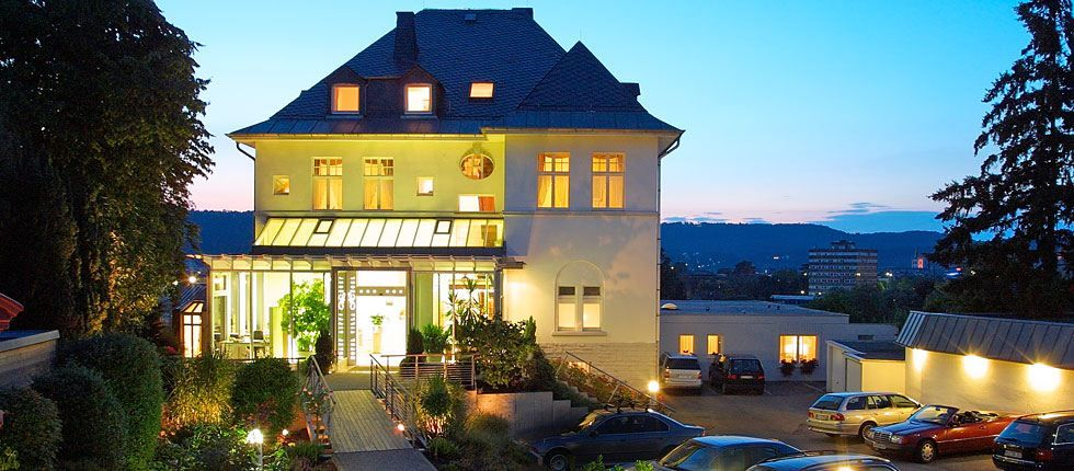 Hotel Villa Hügel in Trier an der Mosel Lovely hotel, nice