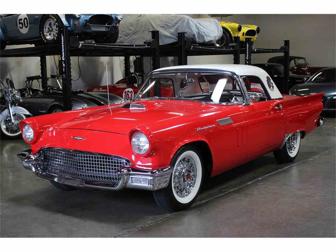 1957 Ford Thunderbird For Sale Listing Id Cc 1051882