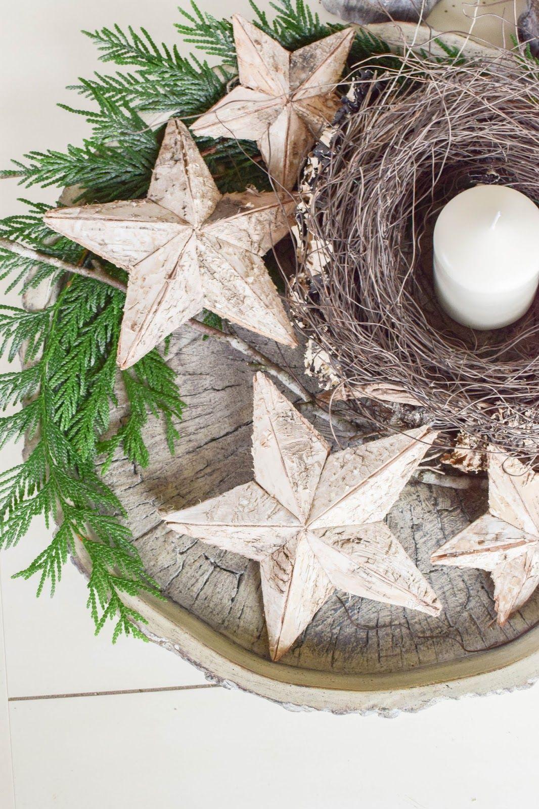 2 kreative DIY Schalen: Winterliche Deko für euren Tisch ...