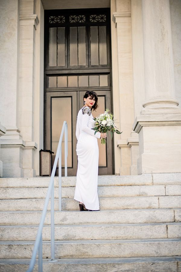Barkley House Pensacola Florida Wedding Trendy Bride Magazine