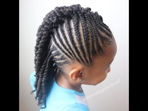 Hair Braids Styles Glamorous Kids Hair Braiding Styles  Specially For Your Cute Girls  Kids
