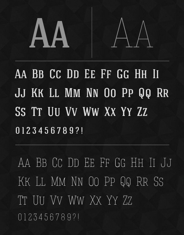 Diggin on this font designed by Fontfabric Type Foundry | Well