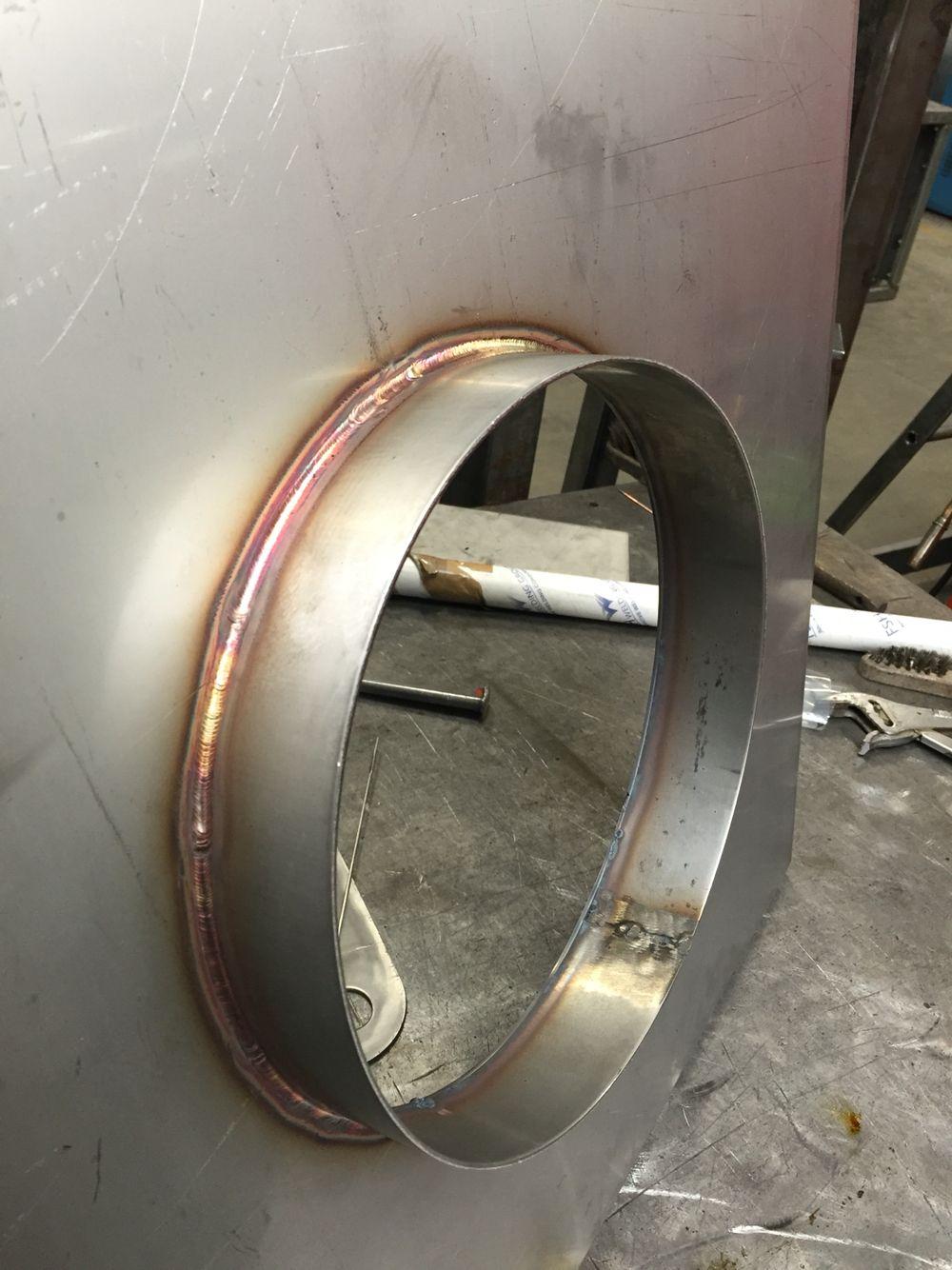 pingl par karl ernst sur soudure tig inox acier tig welding door handles doors et welding. Black Bedroom Furniture Sets. Home Design Ideas