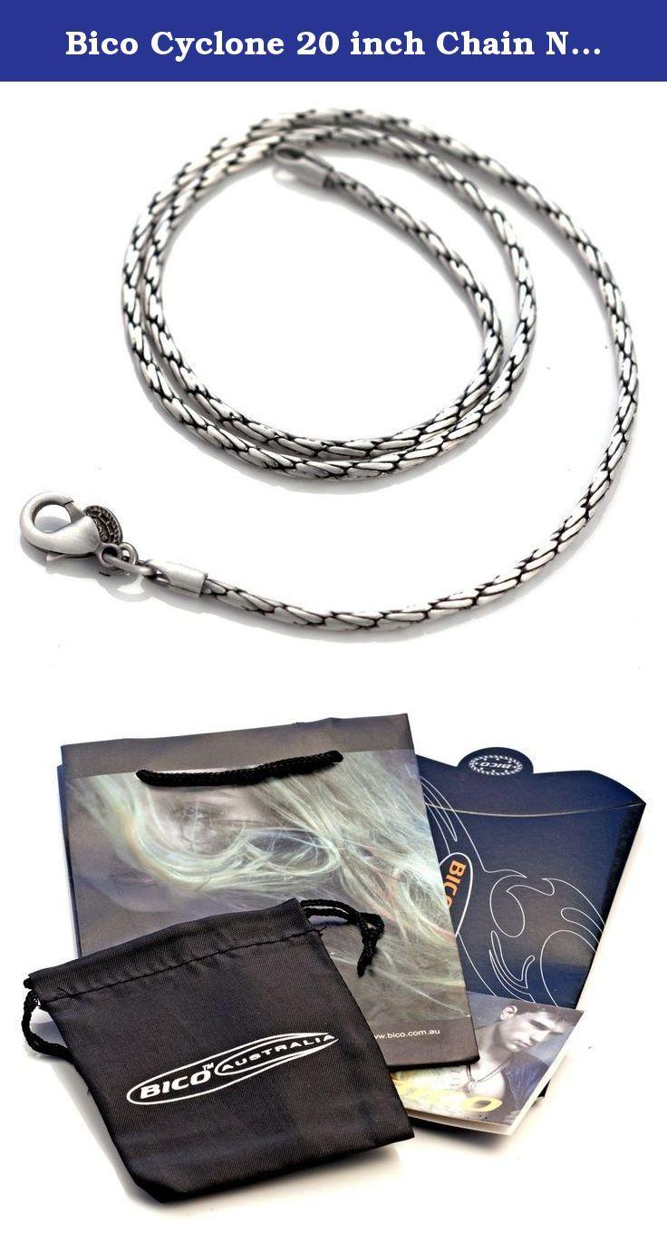 Bico Cyclone Chain Necklace Tribal Skate Jewellery F97