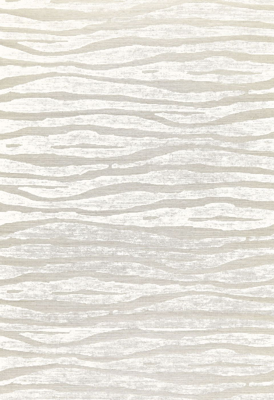 New Celerie Kemble ripple wallpaper in fog