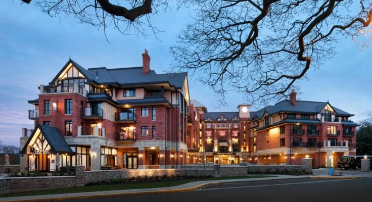 Boutique Hotels Vancouver Island Bc