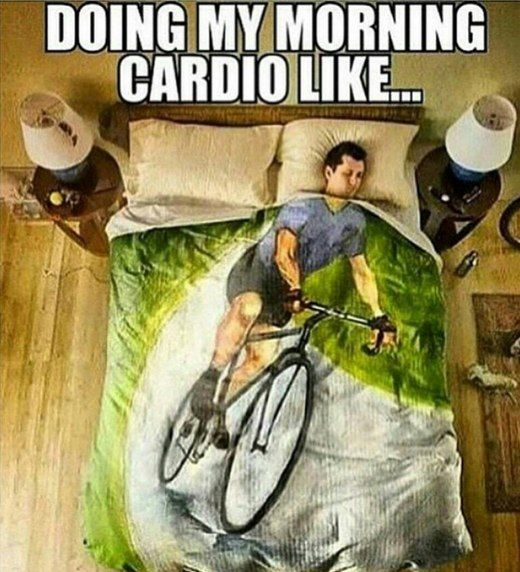 Doing Morning Exercises Funny People Funny Pictures Funny Quotes