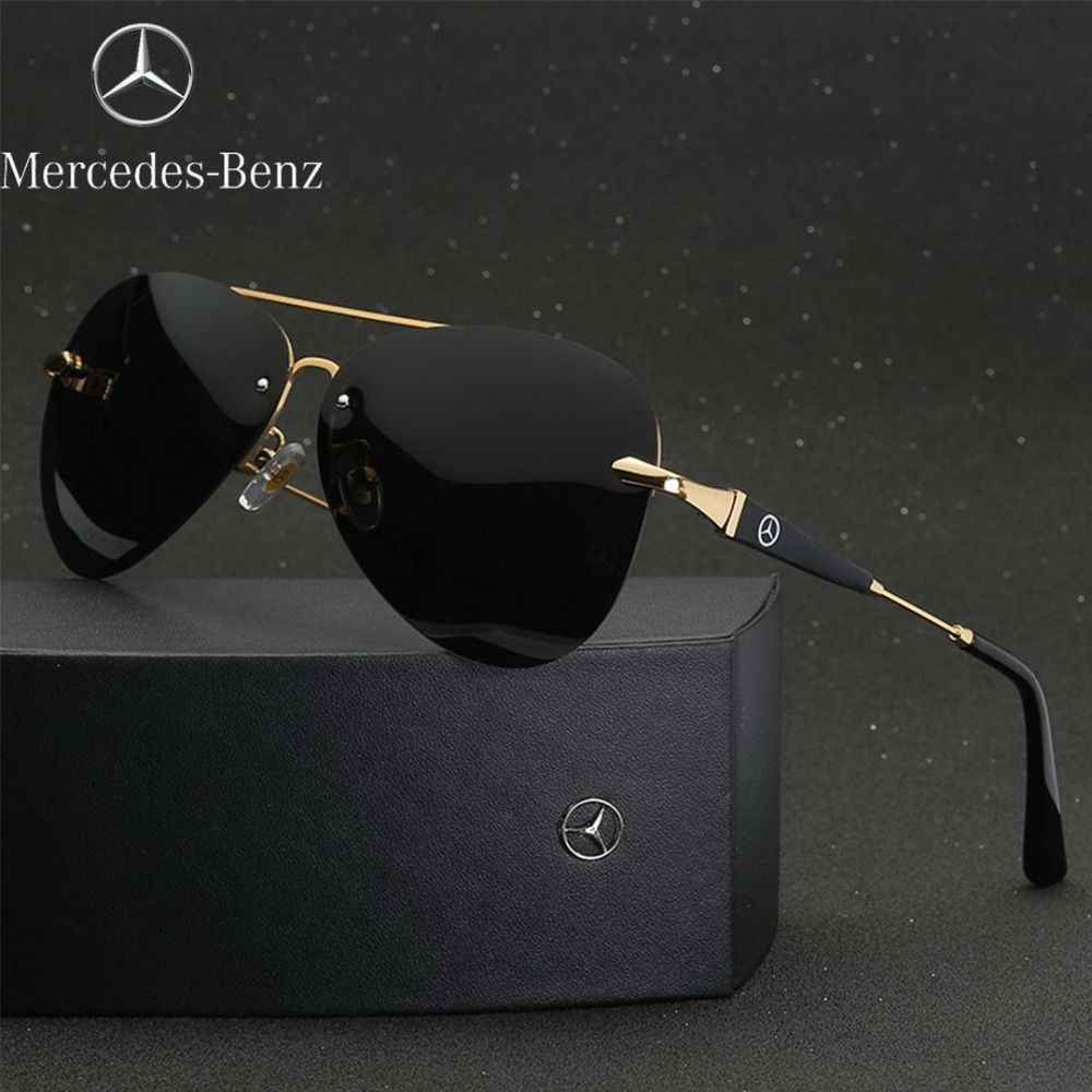 HD Polarized Sunglasses for Men Aviator Sunglasses Men for Driving Luxury  Brand Coating mirror Sun Glasses male female Women a5b0b357b193